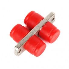 FC Duplex Metal Fiber Optic Adapter