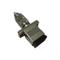 FC Male to SC Female Fiber Optic Adapter