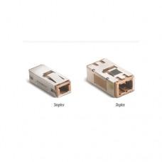 MU Simplex Fiber Optic Adapter