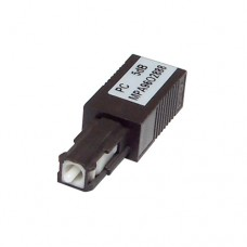 MU Fiber Optic Attenuator, Fixed Value, Male to Female Plug-in Type