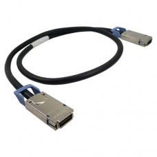 5M 10GbE CX4 Cable, Latch to Latch, AWG30