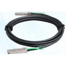 1M 40GbE QSFP+ QDR Copper Cable, AWG30, Passive