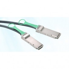 1M 56Gbps QSFP+ FDR Copper Cable, AWG30, Passive