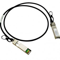 0.5M 10G SFP+ Direct-attached Copper Twinax Cable, AWG30, Passive
