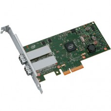 Intel 82580 Chipset PCI-Express x4 Dual-Port SFP Fiber Gigabit Ethernet Server Adapter