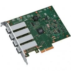 Intel I350 Chipset PCI-Express x4 Quad-Port SFP Fiber Gigabit Ethernet Server Adapter