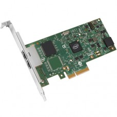 Intel I350 Chipset PCI-Express x4 Dual-Port RJ45 Copper Gigabit Ethernet Server Adapter