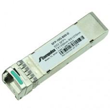 SFP+, 10Gbps, BiDi, 10GBase-BX, SMF, Tx1330/Rx1270nm, 60KM