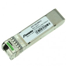 SFP+, 10Gbps, BiDi, 10GBase-BX, SMF, Tx1270/Rx1330nm, 60KM