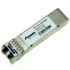 SFP+, 10Gbps, 10GBase-CWDM, SMF, 80KM