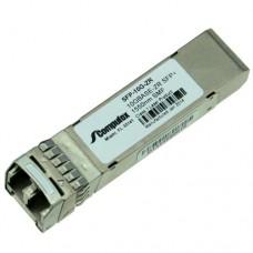 SFP-10G-ZR, SFP+, 10Gbps, 10GBase-ZR, SMF, 1550nm, 80KM