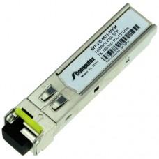 SFP BIDI, 125Mbps, TX-1550nm, RX-1310nm, SMF, 20KM