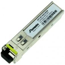 SFP BIDI, 1.25Gbps, TX-1550nm, RX-1490nm, SMF, 80KM