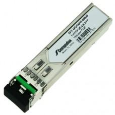 SFP, 1.25Gbps, 1000BASE-ZX, SMF, 1550nm, 80KM