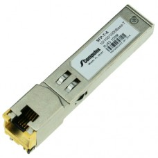 SFP, 1.25Gbps, 10/1001000BASE-T, CAT5, Copper, 100M