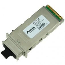 X2-10G-ZR, X2, 10Gbps, 10GBase-ZR, SMF, 1550nm, 80KM