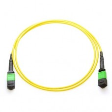24 Fiber MTP / MPO OS1 9/125 Singlemode Fiber Optic Patch Cable