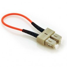 Multimode Fiber Optic Loopback Cable