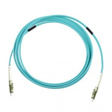 Armored Simplex OM4 50/125 Multimode Fiber Optic Patch Cable