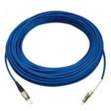 Armored Simplex OS1 9/125 Singlemode Fiber Optic Patch Cable