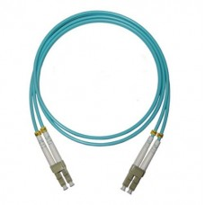 Duplex OM4 50/125 Multimode Fiber Optic Patch Cable
