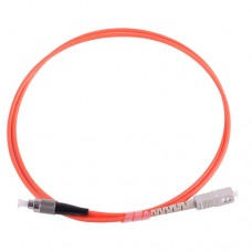 Simplex OM2 50/125 Multimode Fiber Optic Patch Cable